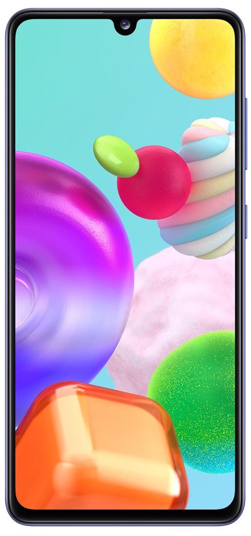 Samsung Galaxy A41 SM-A415F 4GB/64GB modrá