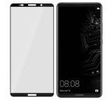 Hybridní sklo 3mk FlexibleGlass Max pro Huawei Mate 10 Pro, černá