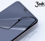 Tvrzené sklo 3mk FlexibleGlass Max pro Honor 9, černá