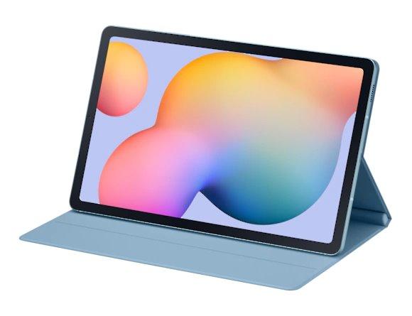 Samsung flipové pouzdro EF-BP610PLE pro Galaxy Tab S6 Lite blue