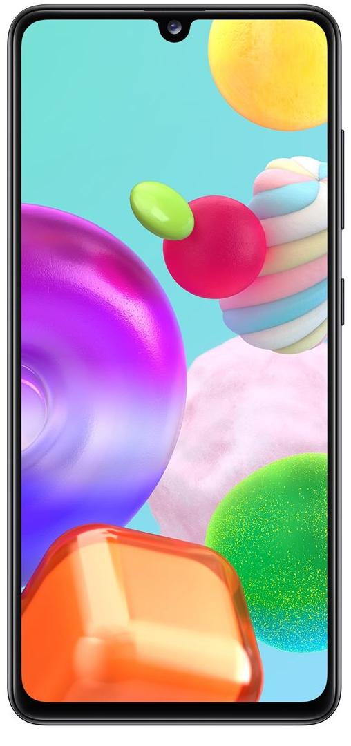 Samsung Galaxy A41 SM-A415F 4GB/64GB černá