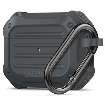Spigen Tough Armor silikonové pouzdro pro AirPods Pro černé