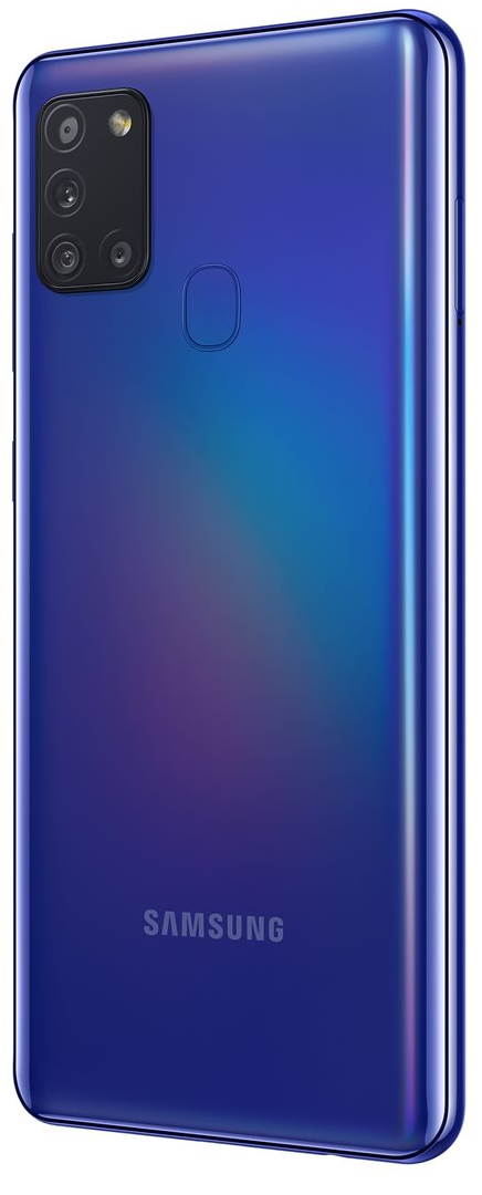 Samsung Galaxy A21s (SM-217) 3GB/32GB modrá