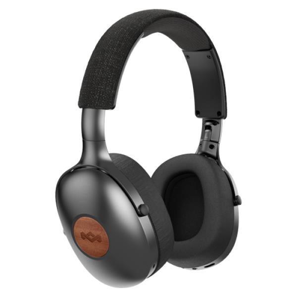 Sluchátka MARLEY Positive Vibration XL Bluetooth® 5.0- Signature, černá