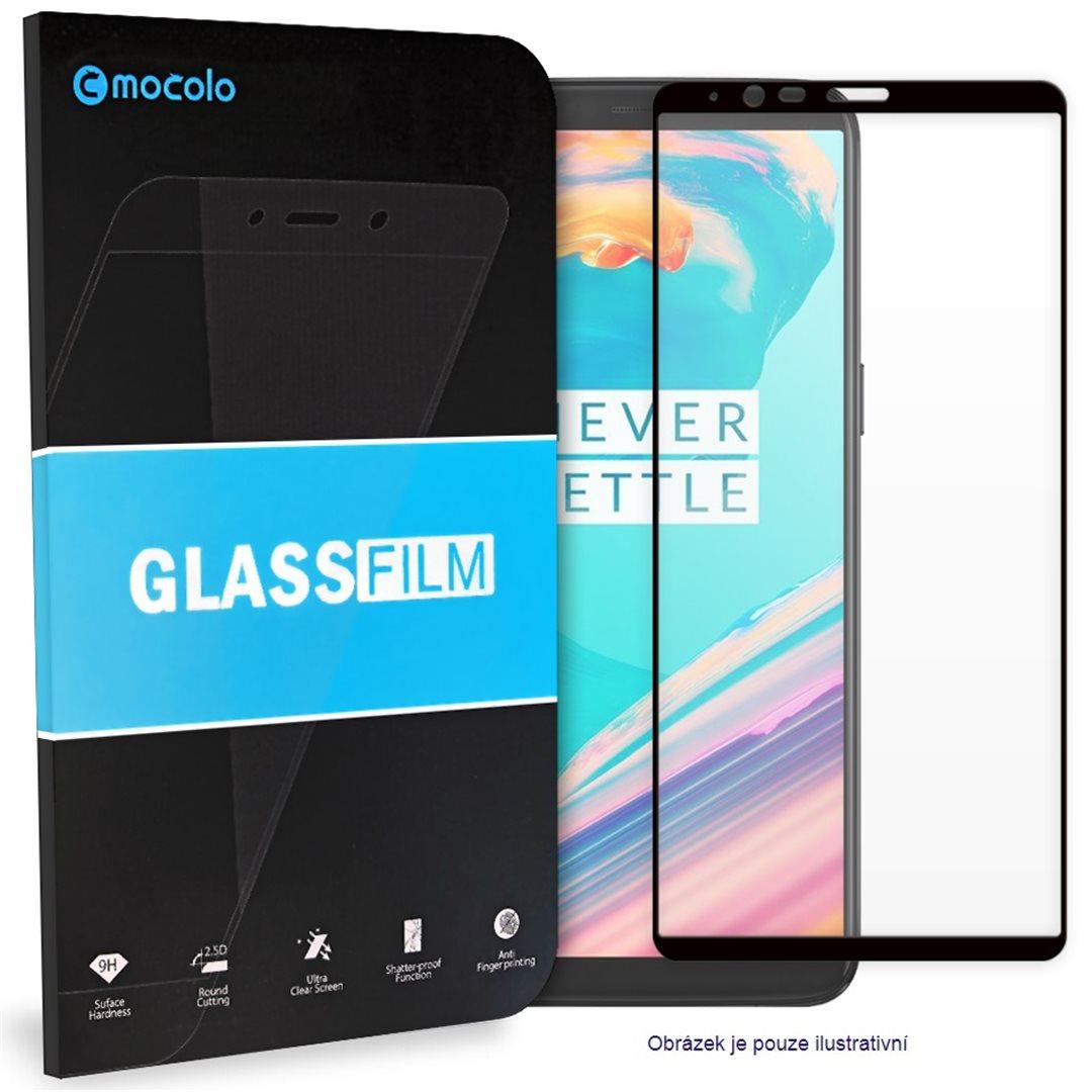 Tvrzené sklo Mocolo 5D pro Samsung Galaxy A5, černá