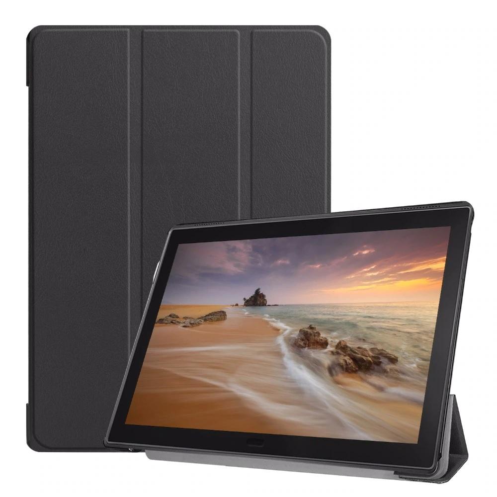 Tactical Book Tri Fold flipové pouzdro Lenovo Yoga Tab 3 LTE 10.1 black