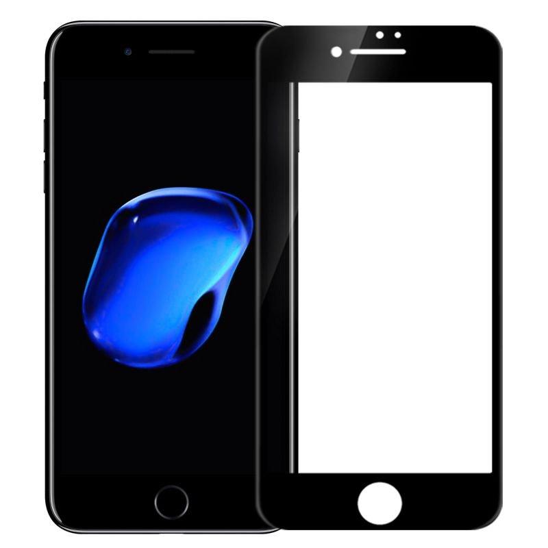 Tvrzené sklo Nillkin 3D CP+ MAX pro Apple iPhone 7/8/SE2020, černá