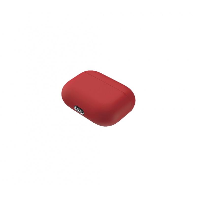 COTEetCI silikonové pouzdro pro Airpods Pro red
