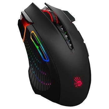 Herní myš A4tech BLOODY J90S, USB, 8000DPI, CORE 3, černá