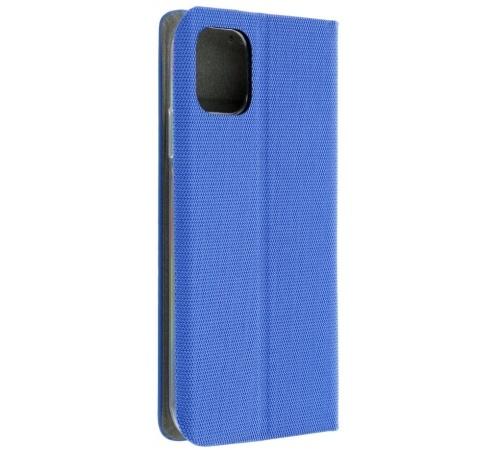 Flipové pouzdro SENSITIVE pro Samsung Galaxy A51, modrá