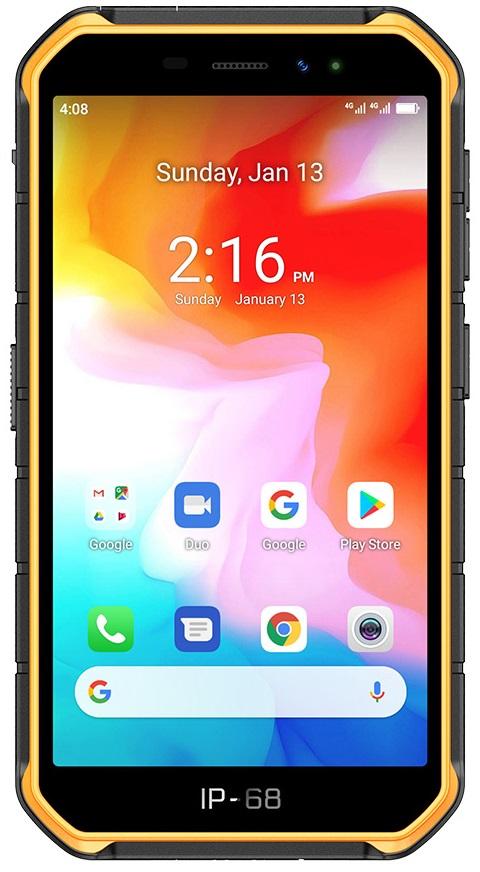 UleFone Armor X7 2GB/16GB oranžová