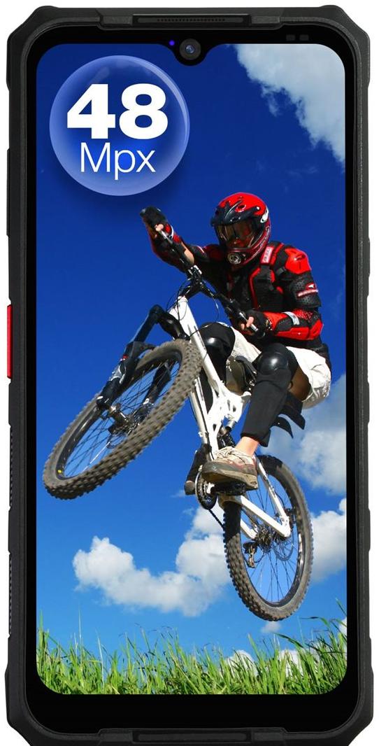 Evolveo StrongPhone G9 4GB/64GB černá