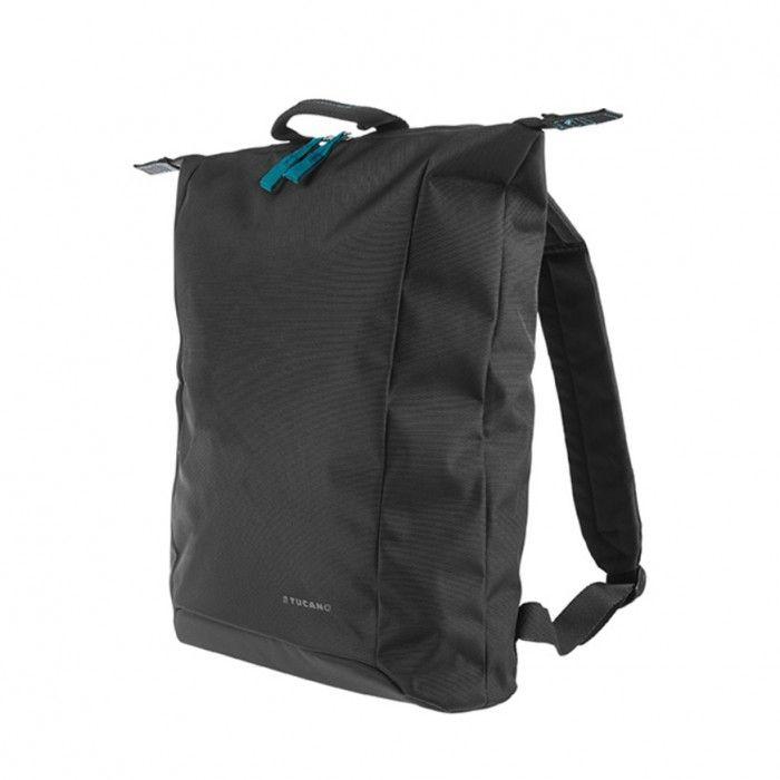 """Tucano SMILZO Extra tenký batoh pro notebooky do 14"""" černý"""