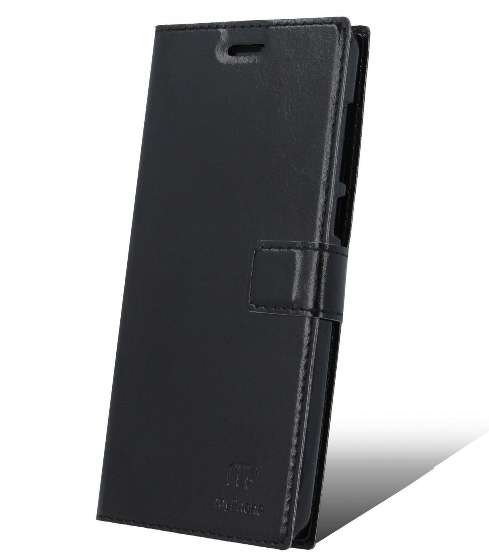 Flipové pouzdro pro myPhone Fun 8, černá