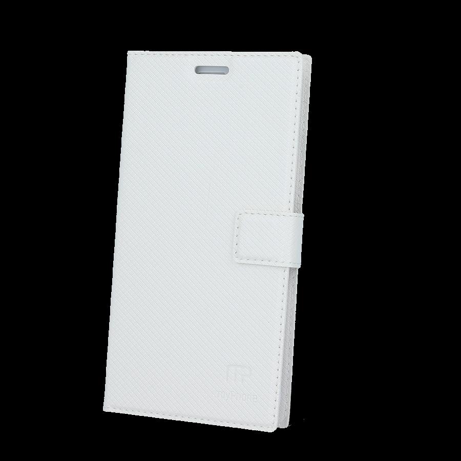 Flipové pouzdro pro myPhone Fun 5, bílá
