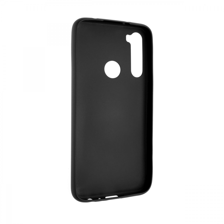 Zadní kryt FIXED Story pro Huawei P40 Lite E, černý