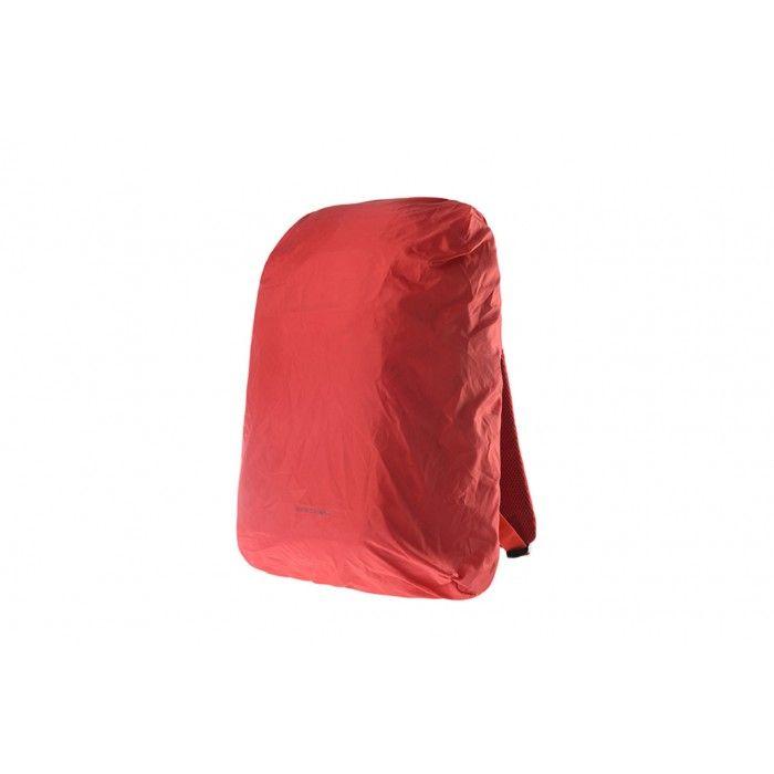 "Hi-tech batoh Tucano BRAVO pro MacBook, notebooky do 15.6"", červený"