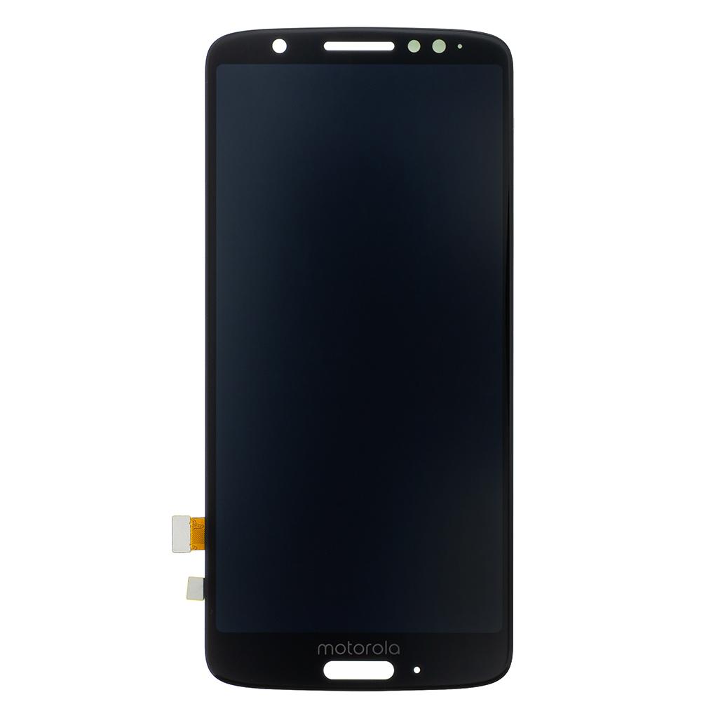LCD + dotyk pro Motorola E6 Play, black