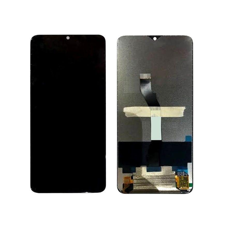 LCD + dotyk + přední kryt pro Xiaomi Redmi Note 8T, black