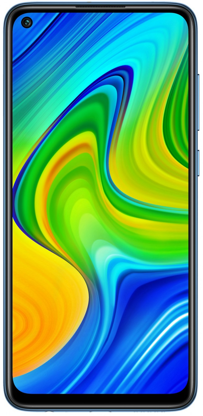 Xiaomi Redmi Note 9 4GB/128GB šedá