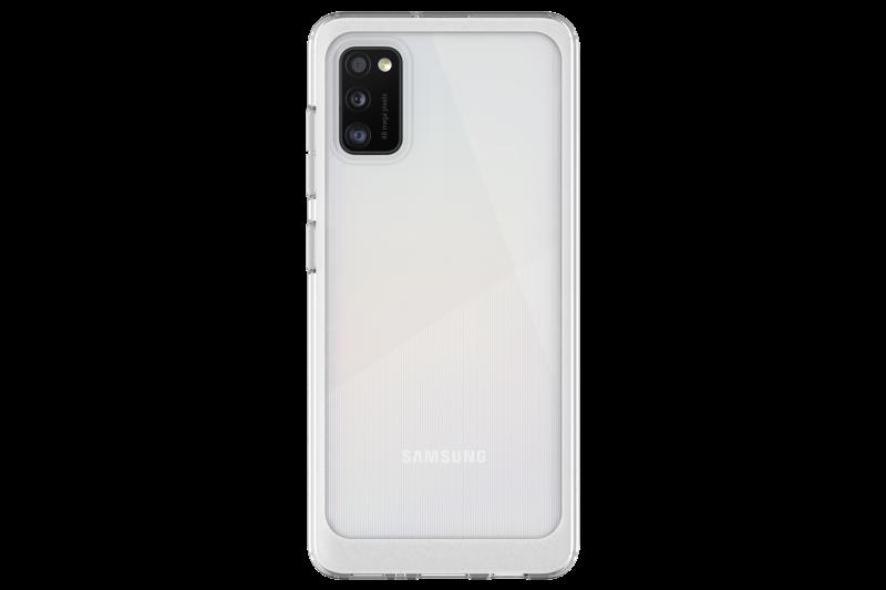 Silikonové pouzdro A Cover pro Samsung Galaxy A41, transparentní
