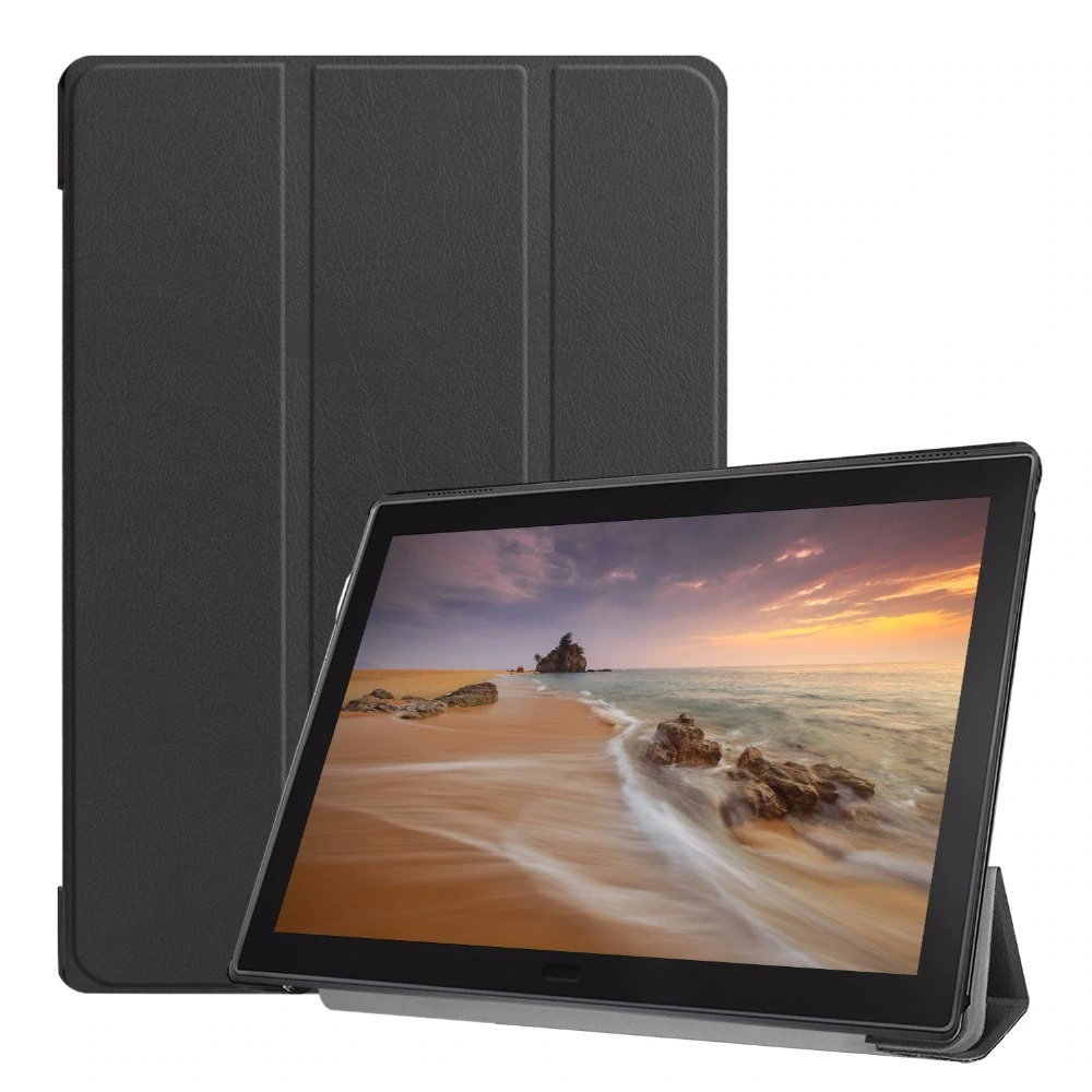 Tactical Book Tri Fold flipové pouzdro Samsung Galaxy TAB S4 10.5 T830/T835 black