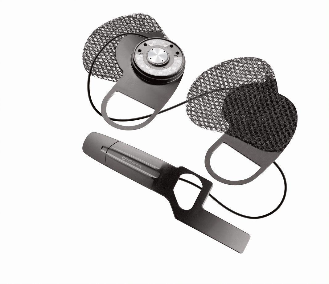 Audio kit Interphone pro helmy SHOEI, model 2018