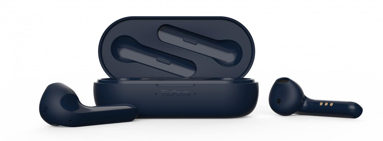 Bezdrátová sluchátka TicPods 2 Navy