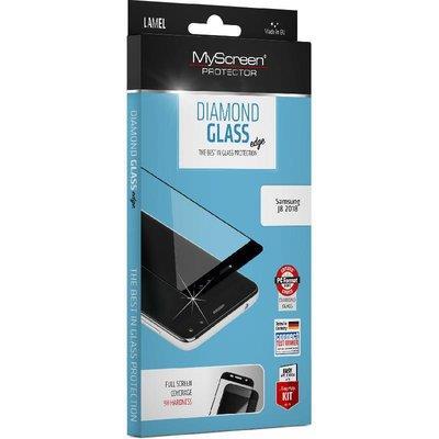 Ochranné sklo MyScreen Diamond Glass Edge FullGlue pro Nokia 6.2/7.2, černá