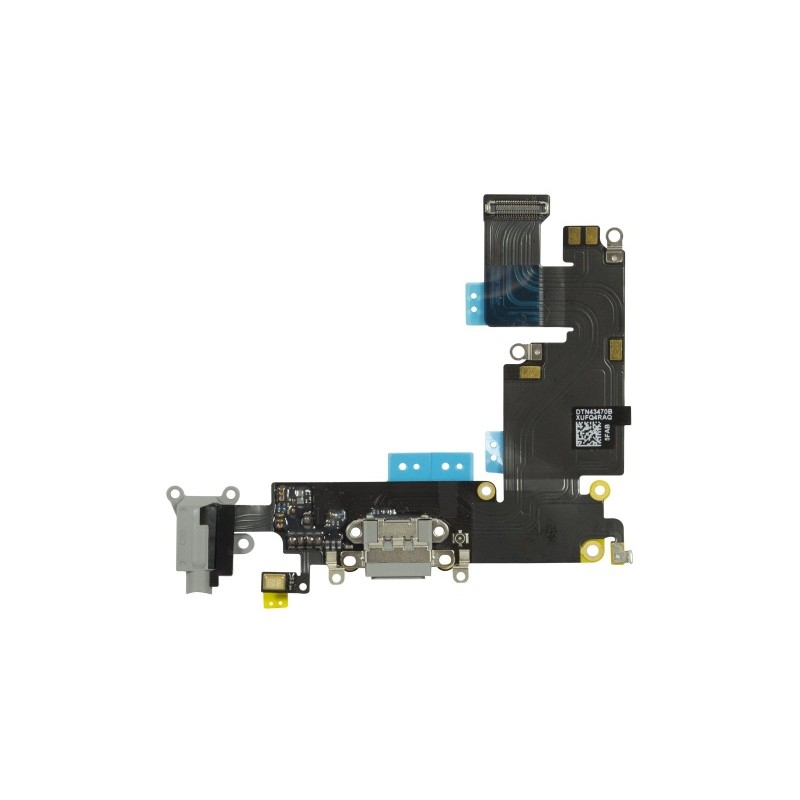 Nabíjecí konektor Flex kabel pro Apple iPhone 6 Plus, Space Grey