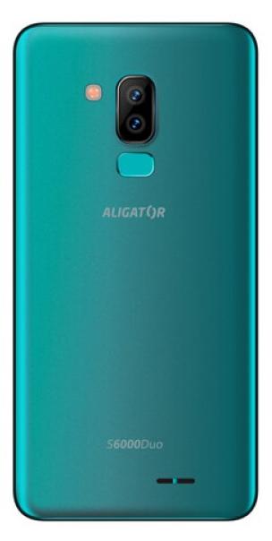 Aligator S6000 Duo 1GB/16GB zelená