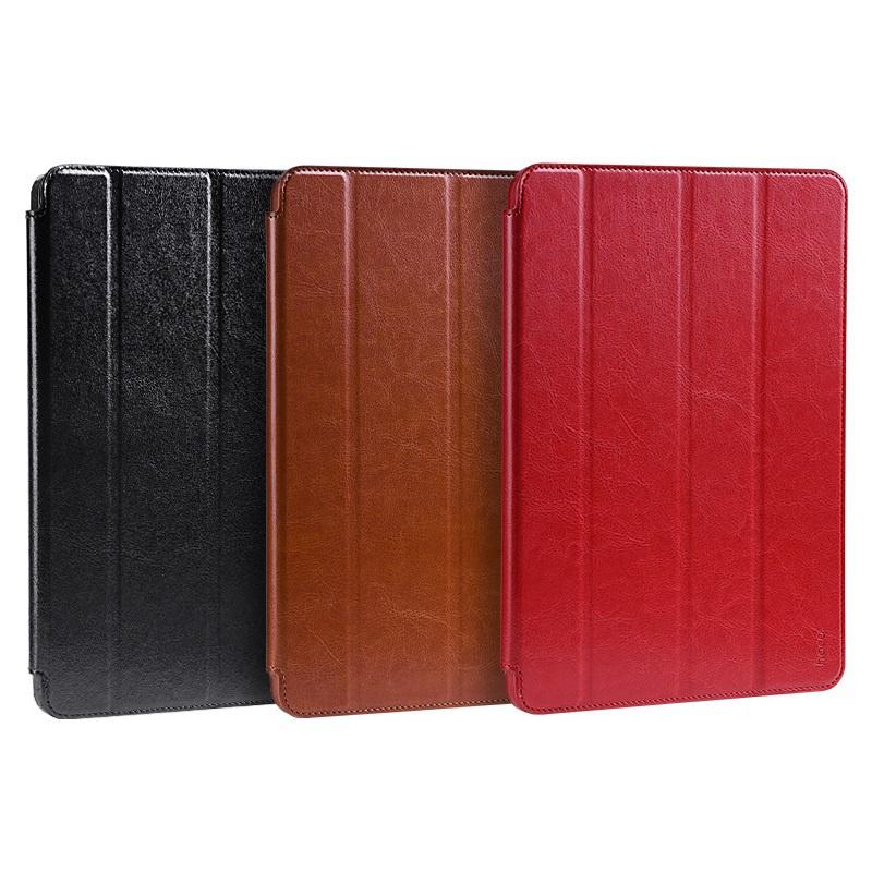 Flipové pouzdro Hoco Crystal Series protective case pro iPad Pro 11, červená