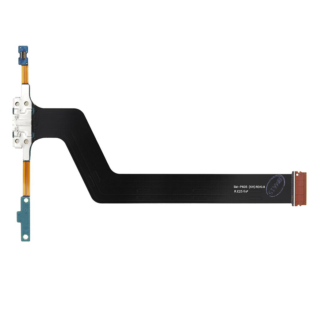 Deska vč. dobíjecího konektoru pro Samsung P600/P605 Galaxy Note 2014 edt.