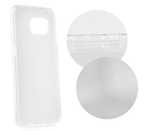 Zadní kryt Forcell Ultra Slim 0,5mm pro Apple iPhone XR, transparent