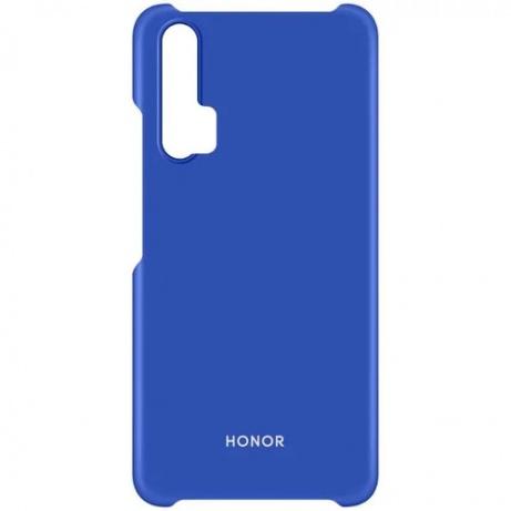 Honor Original ochranný kryt pro Honor 20 blue