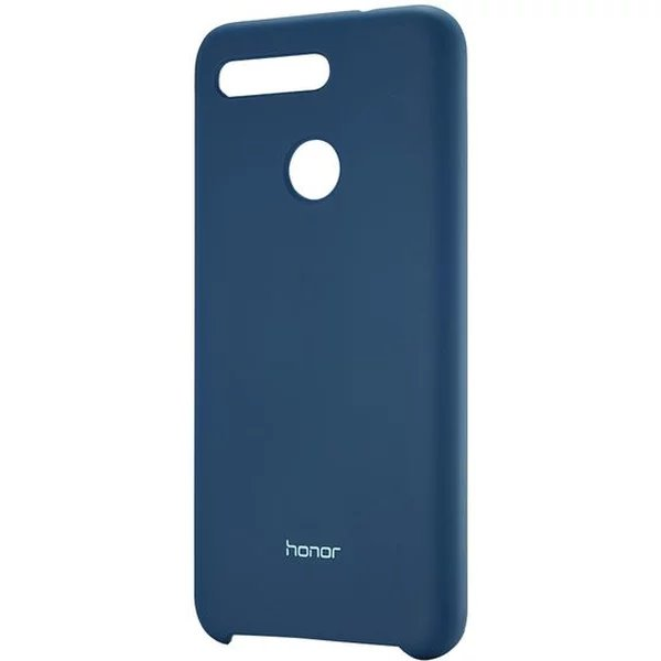 Honor Original Silikonový kryt pro Honor View 20 blue