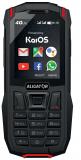 Aligator K50 eXtremo 4G/LTE černá/červená