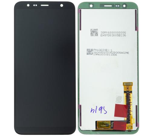 LCD + dotyková deska pro Samsung Galaxy J4+ / J6+ 2018, black