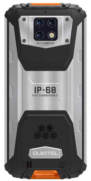 Oukitel WP6 6GB/128GB oranžová