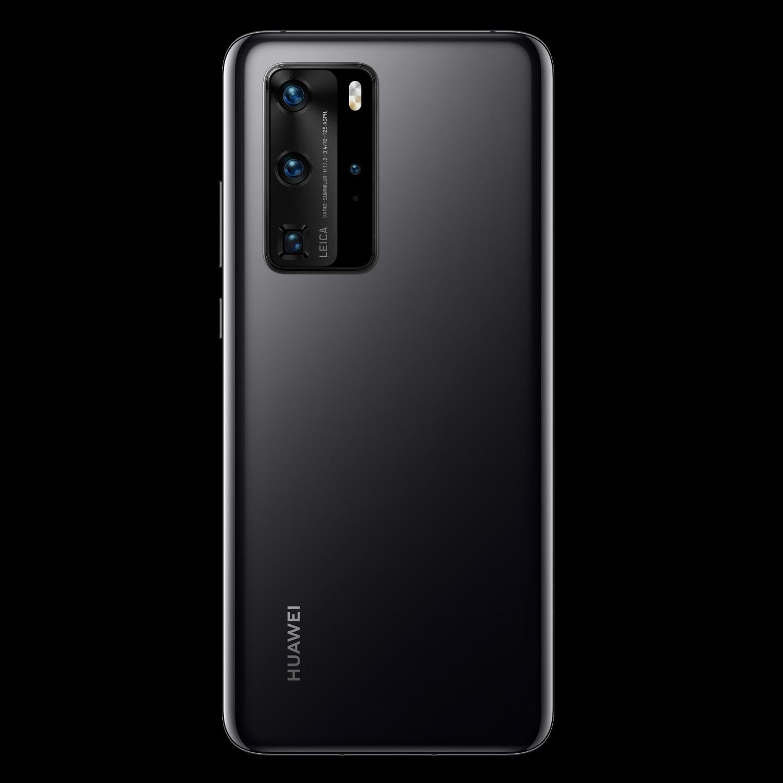 Kryt baterie pro Huawei P40 Pro, black
