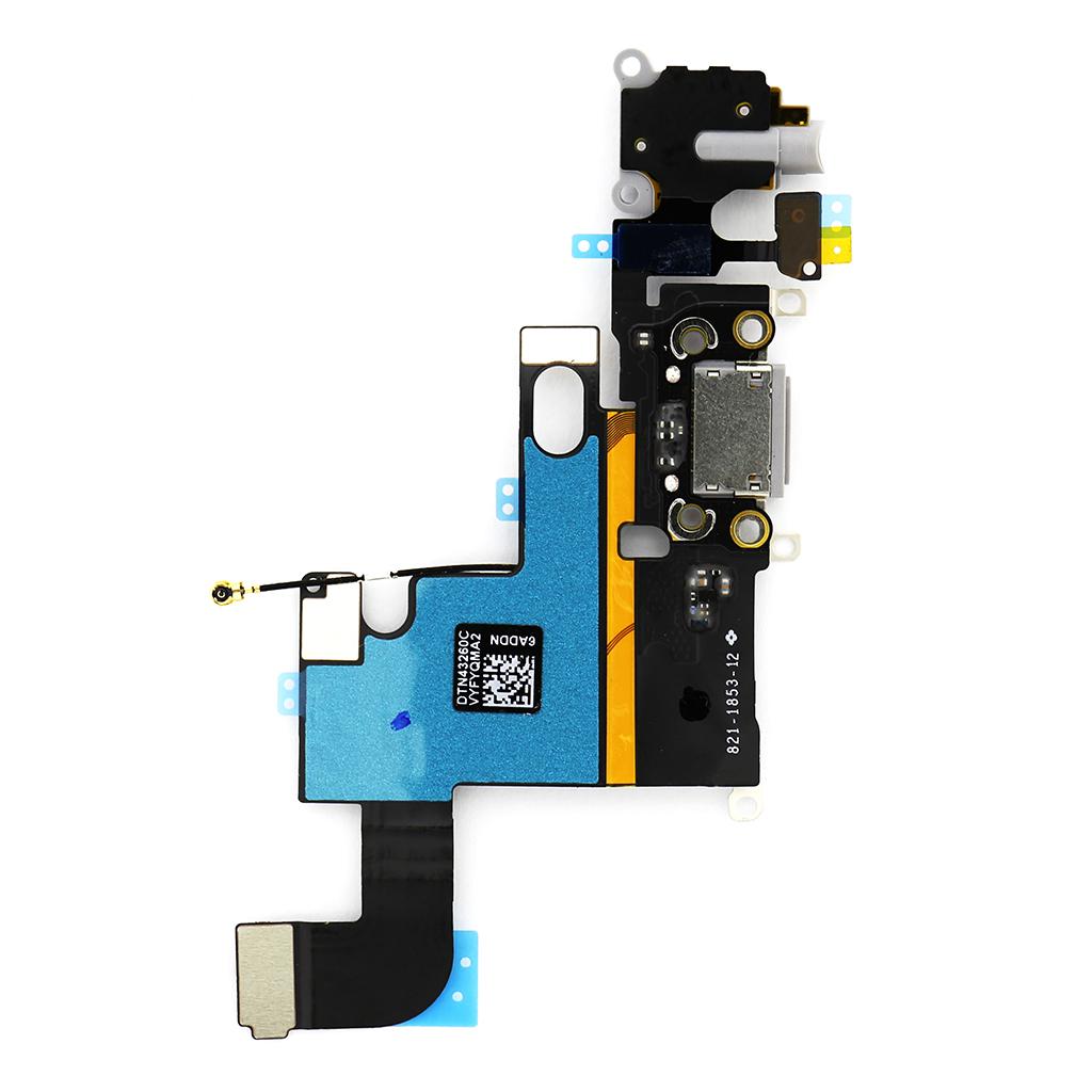 iPhone 6 Flex Kabel vč. Dobíjecího Konektoru Black