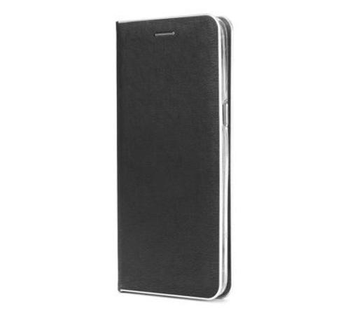 Forcell Luna Silver flipové pouzdro pro Huawei Y5p černé