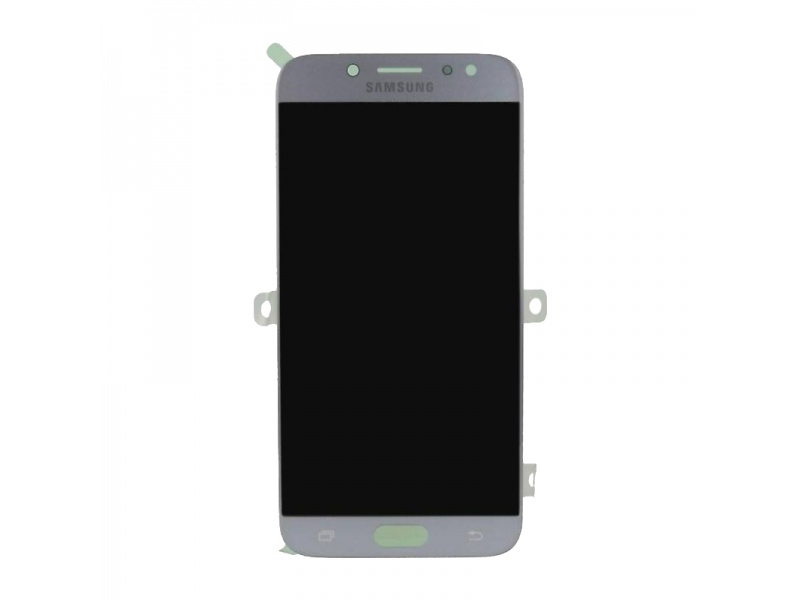 LCD + dotyk pro Samsung Galaxy J7 2017, silver ( Service Pack )