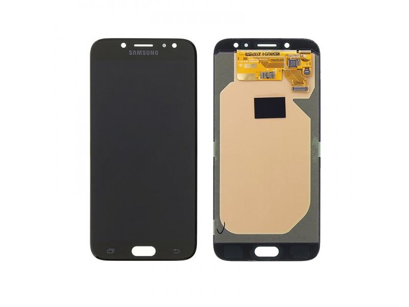 LCD + dotyk pro Samsung Galaxy J7 2017, black ( Service Pack )