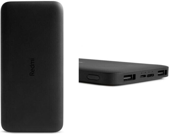 Powerbanka Xiaomi Redmi Powerbank 10000mAh, černá