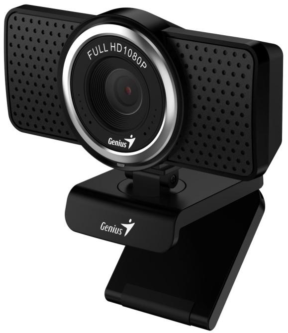 GENIUS ECam 8000, černá / Full HD 1080P / mikrofon