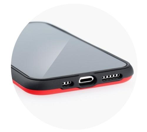 Kryt ochranný Roar Rico Armor pro Samsung Galaxy A51, červená
