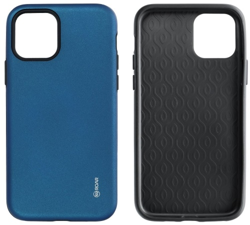 Kryt ochranný Roar Rico Armor pro Samsung Galaxy A51, tmavě modrá