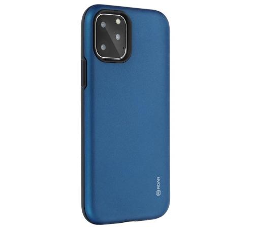 Kryt ochranný Roar Rico Armor pro Samsung Galaxy A21s, tmavě modrá