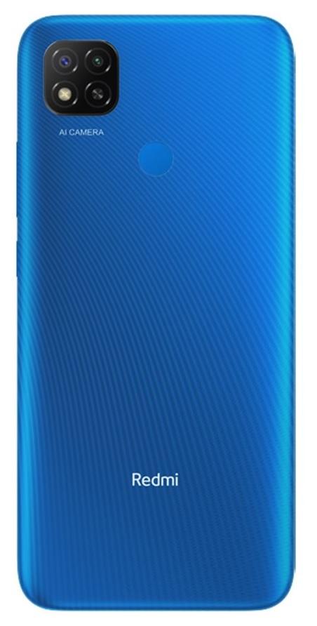 Xiaomi Redmi 9C NFC 3GB/64GB Twilight Blue
